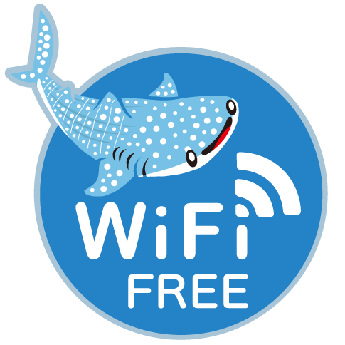 SSID:Churaumi_Free_WiFi